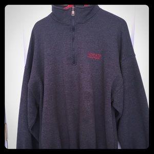 Russell NC State Zippered Sweatshirt